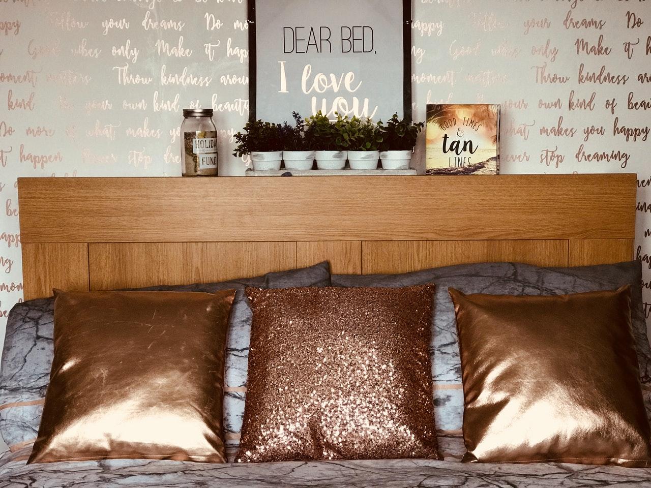 Ideas para hacer tu dormitorio más elegante