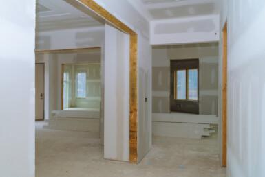 piso en obras