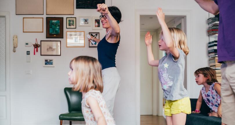 Actividades en familia sin salir de casa
